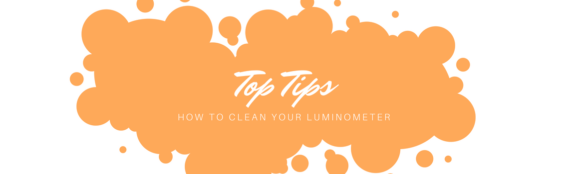 Top Tips: How to Clean Your Luminometer